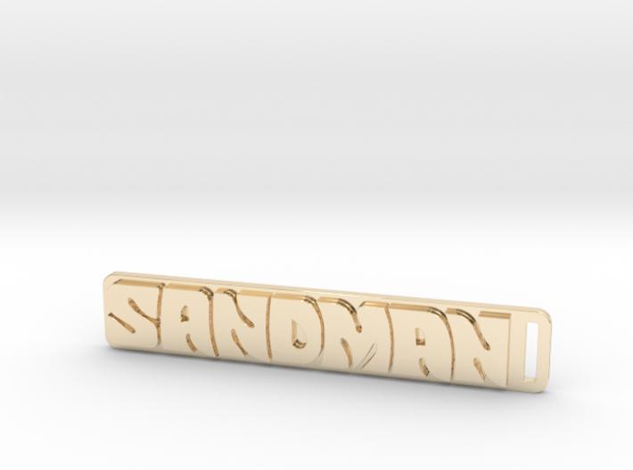 Holden - Panel Van - Sandman Key Ring 3d printed