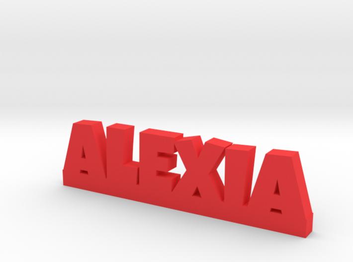ALEXIA Lucky 3d printed
