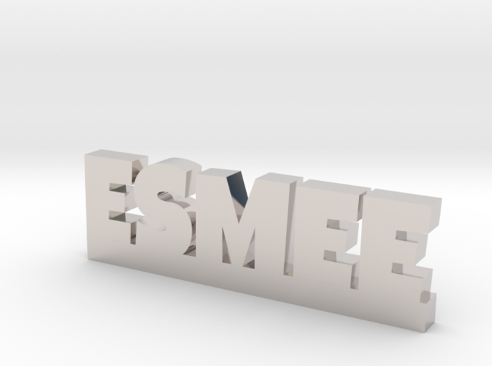 ESMEE Lucky 3d printed