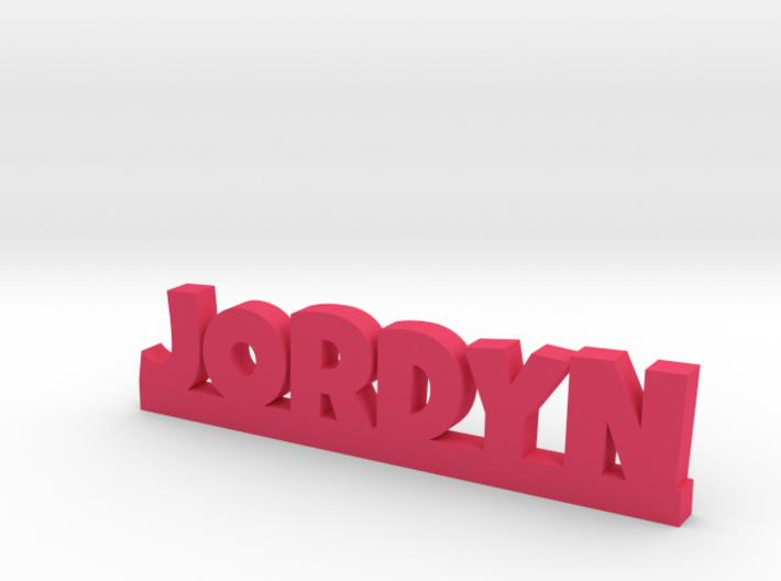 JORDYN Lucky 3d printed
