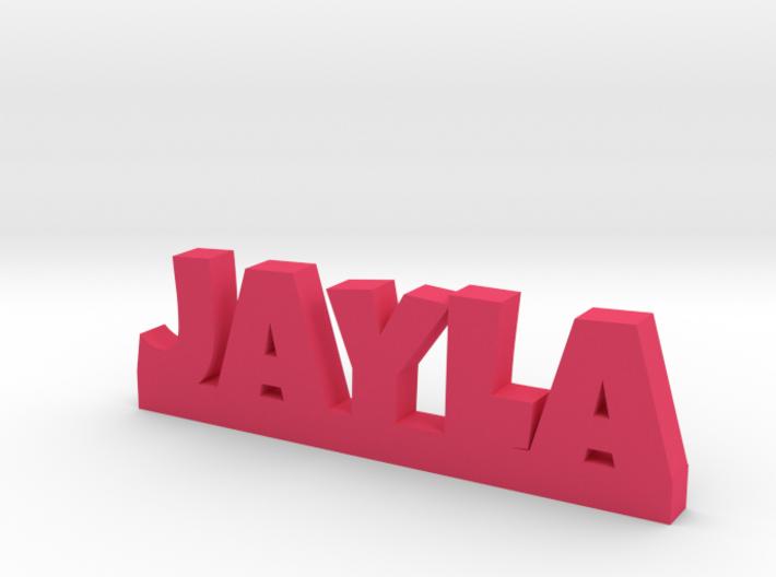 JAYLA Lucky 3d printed