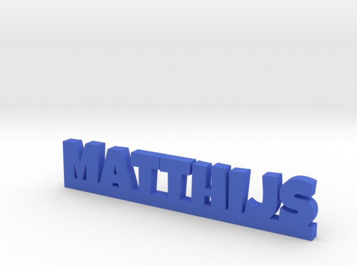 MATTHIJS Lucky 3d printed