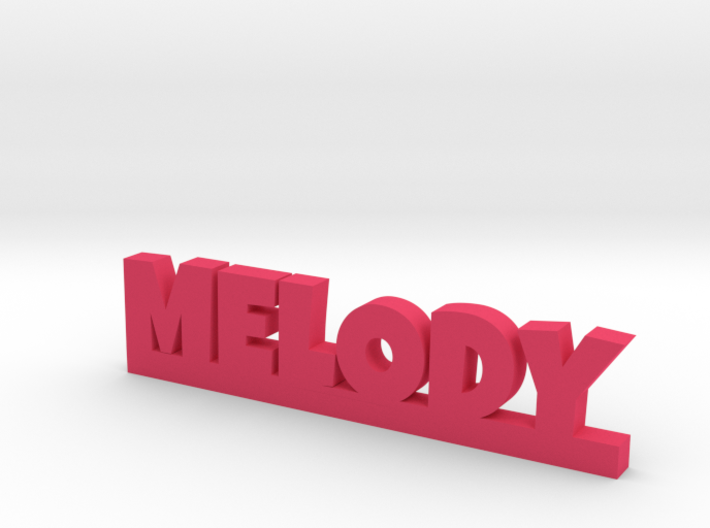 MELODY Lucky 3d printed