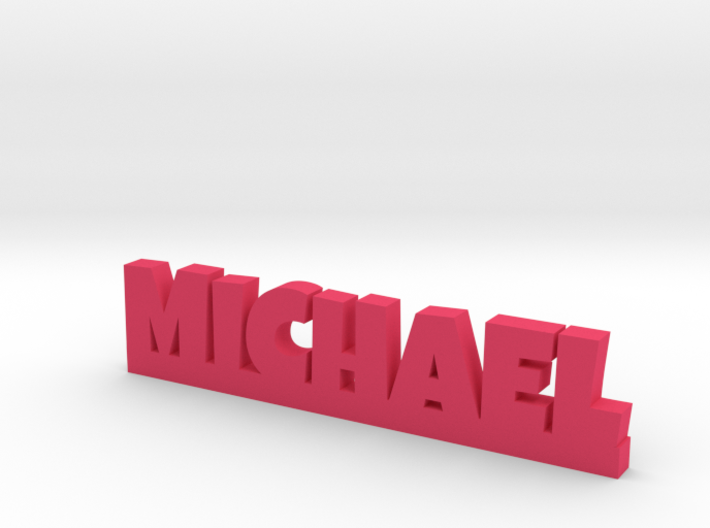 MICHAEL Lucky 3d printed