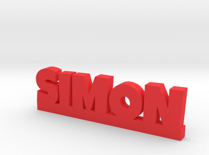 SIMON Lucky 3d printed