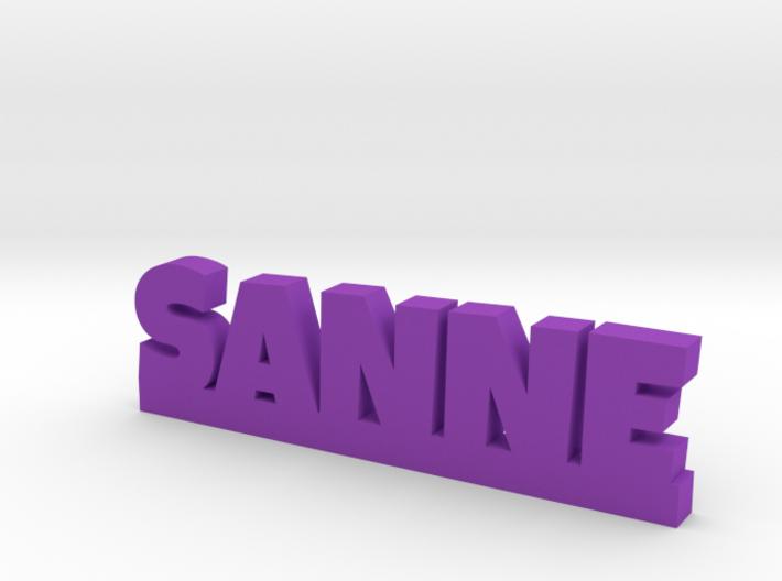 SANNE Lucky 3d printed