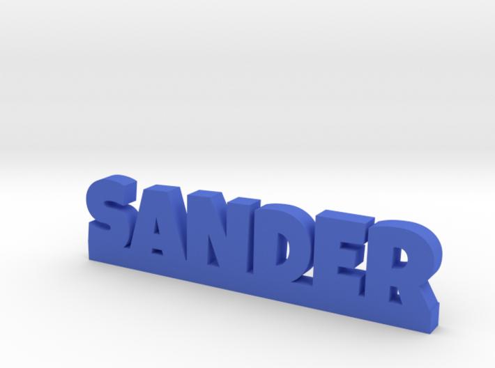 SANDER Lucky 3d printed