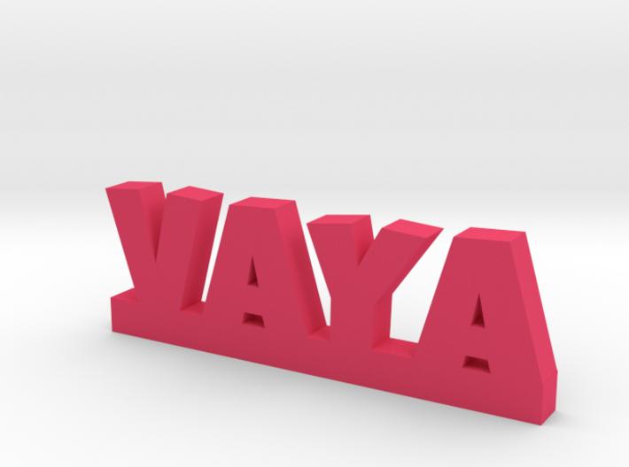 VAYA Lucky 3d printed
