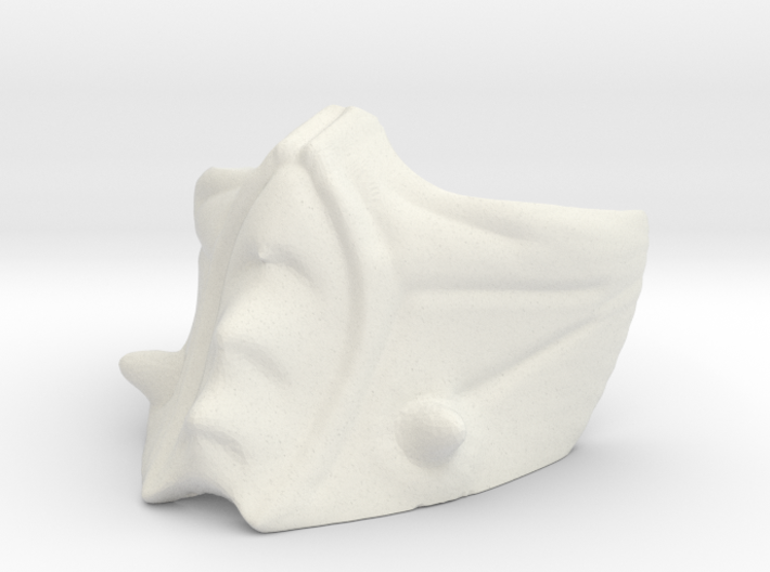Sith Mask 3d printed