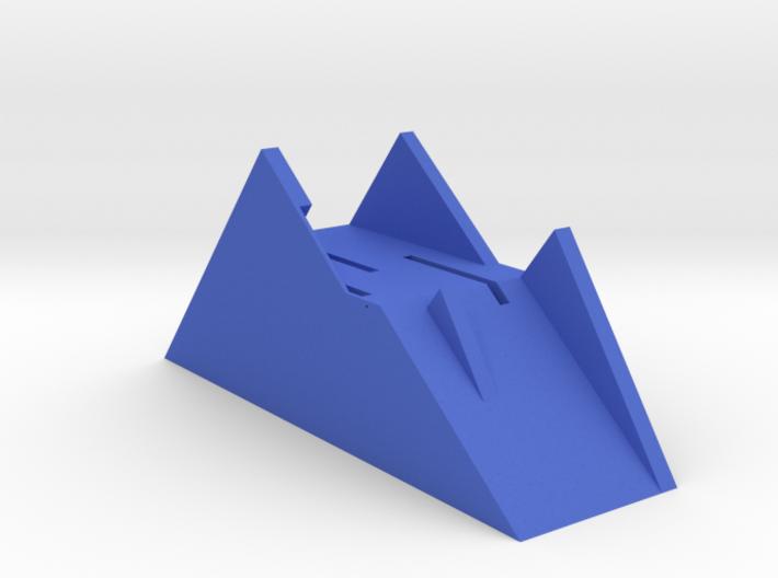 SD Card Mountain 3d printed