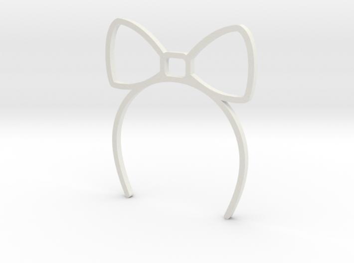 Neo blythe Doll Headband Bigribbon 3d printed