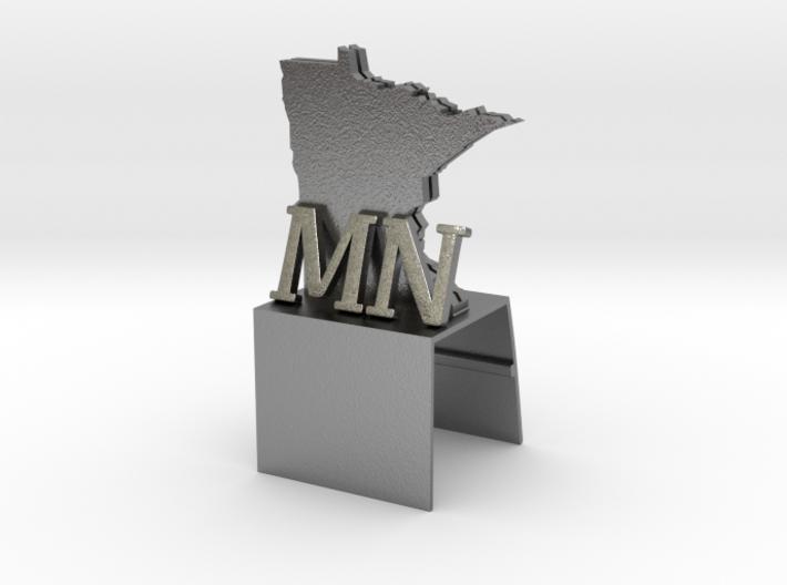 iMac Cam Cover - MN 3d printed