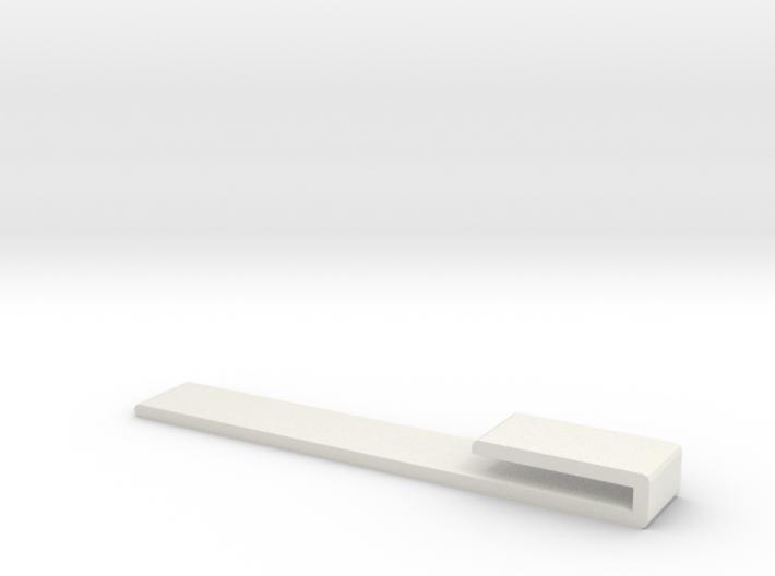 Ideal Bookmark 3d printed