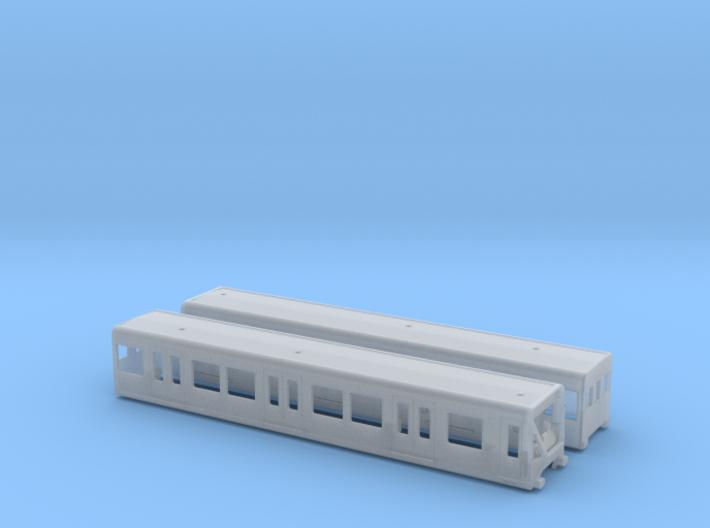 BR 480  N [2x body] 3d printed