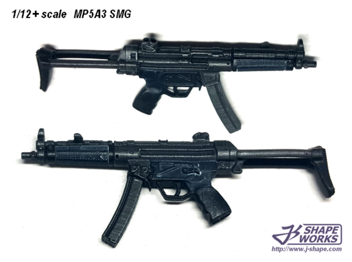 1/9 MP5A3 SMG 3d printed