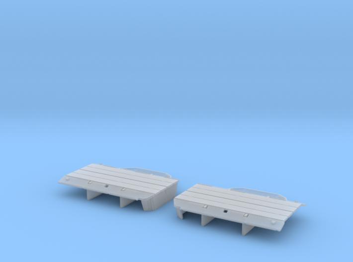 Autorack Trifold Door SLSF TRI 3d printed