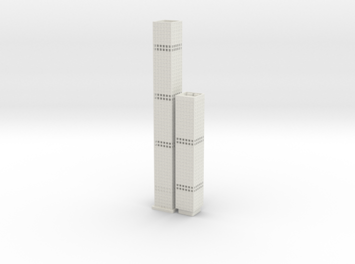 432 Park Ave (1:2000) 3d printed