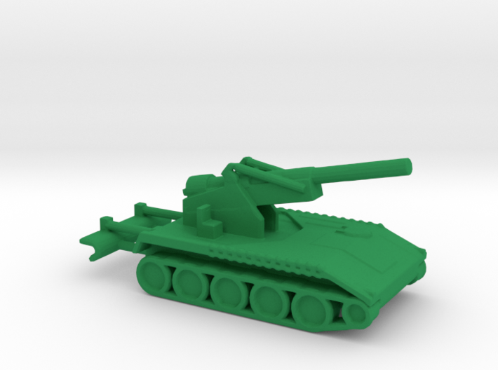 1/200 Scale M110 8 Inch Howitzer 3d printed