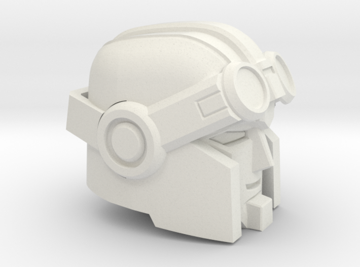Whiny Hauler Head Voyager 1-piece 3d printed