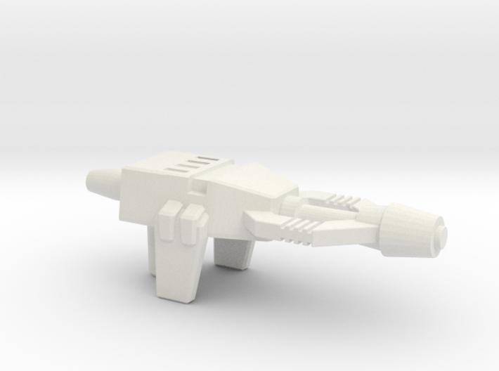 Shrapnel's Grenade Launcher, 5mm 3d printed