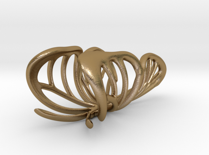 """The Parallelkeller """"Butterfly 3d printed"""