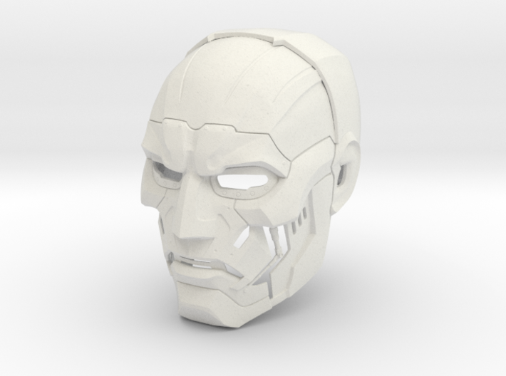 Dr Doom helmet Fantastic Four: Rise of the Silver 3d printed
