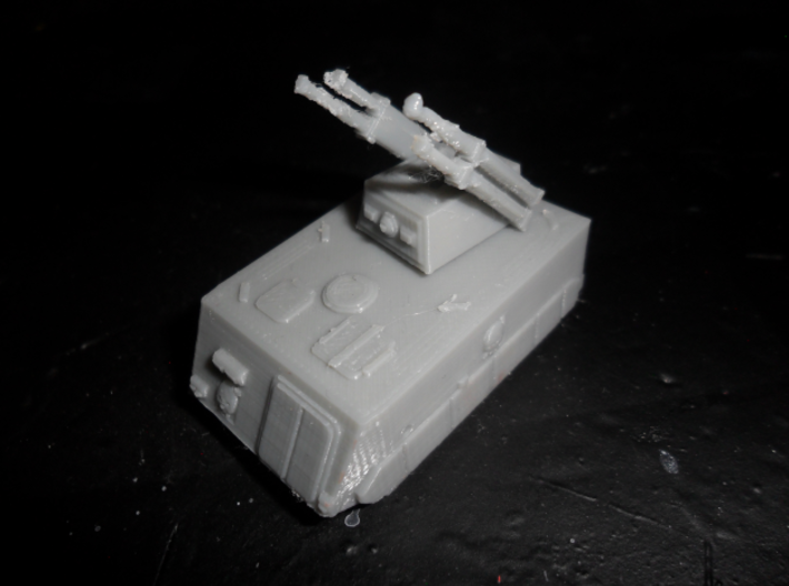 MG144-Aotrs13B Vampire Lord 3d printed Phtoto of Replicator 2 protoype