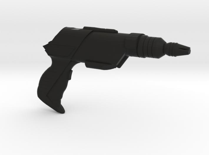 Klingon Disruptor Pistol (Star Trek), 1/6 3d printed