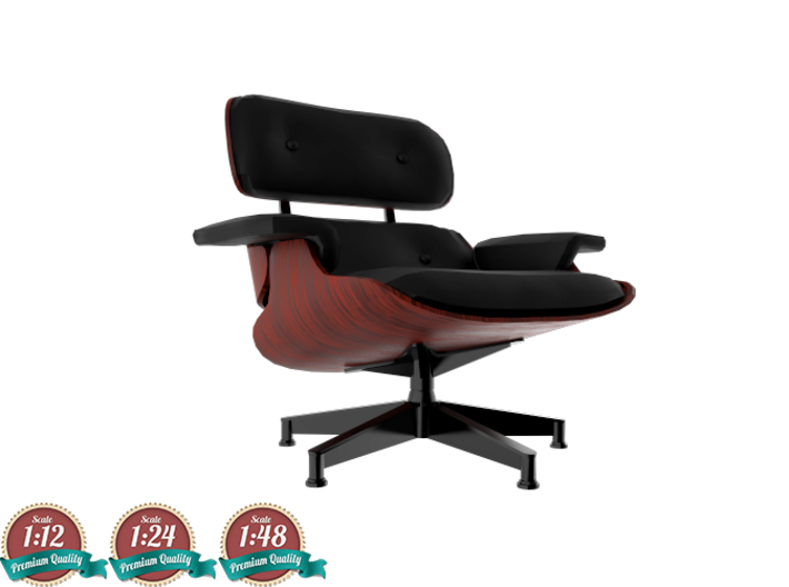 Miniature Eames Lounge Chair Charles Eames 28eq9dawn