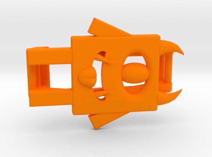 Monster Clip for Fitbit Flex2 3d printed