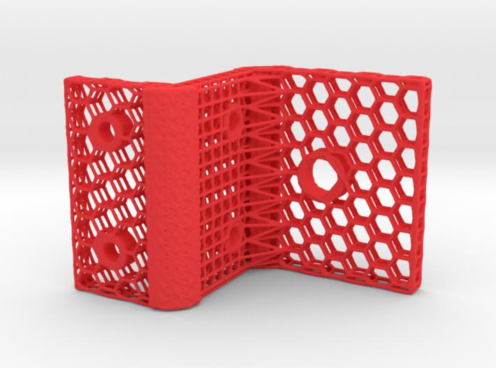 LATTICE BRACKET 3d printed