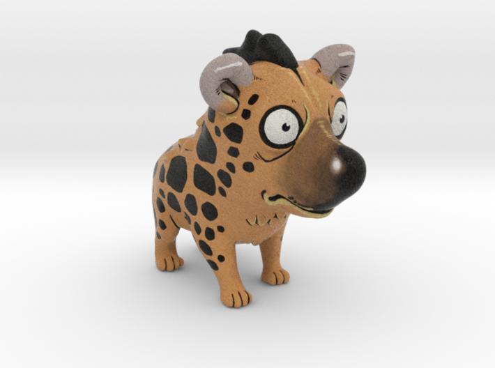 Breedingkit Hyena 3d printed