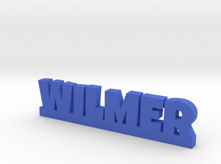 WILMER Lucky 3d printed