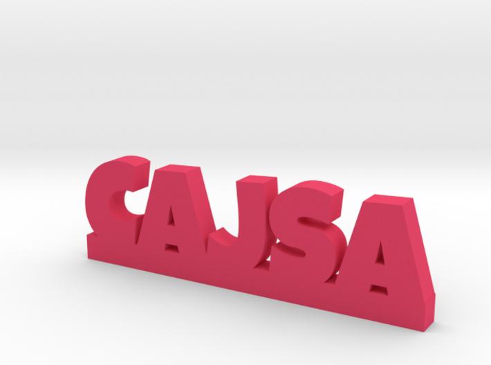 CAJSA Lucky 3d printed