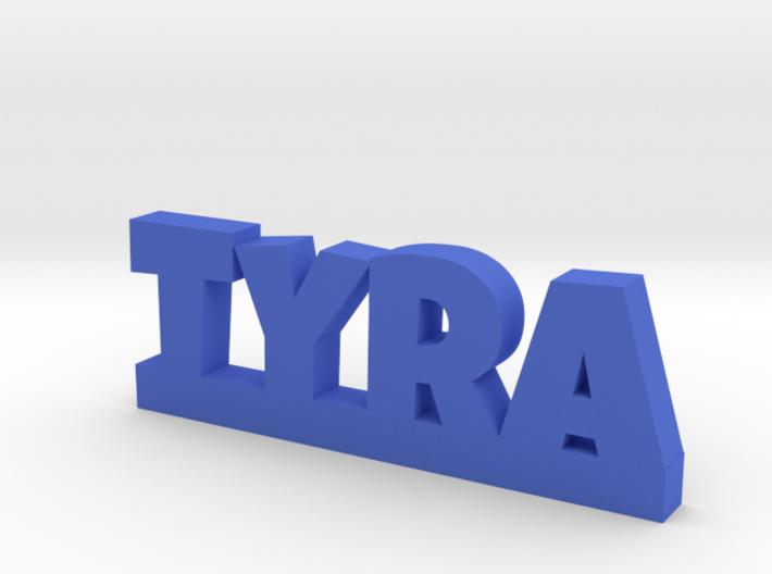 TYRA Lucky 3d printed