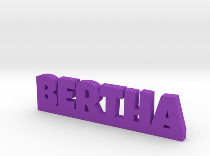 BERTHA Lucky 3d printed