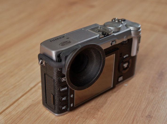 Eyecup adapter for X-E1 / X-E2 / X-E2s V3 3d printed