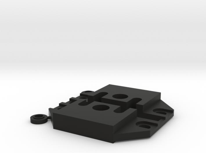 458-459 Motor Mount Block 3d printed