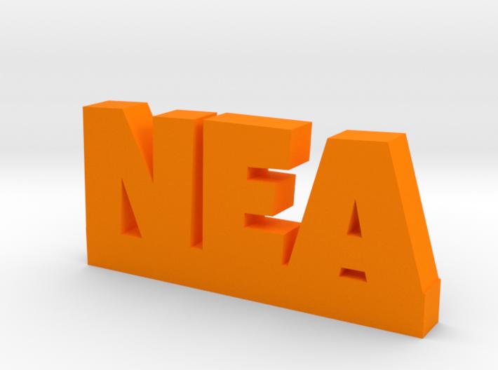 NEA Lucky 3d printed