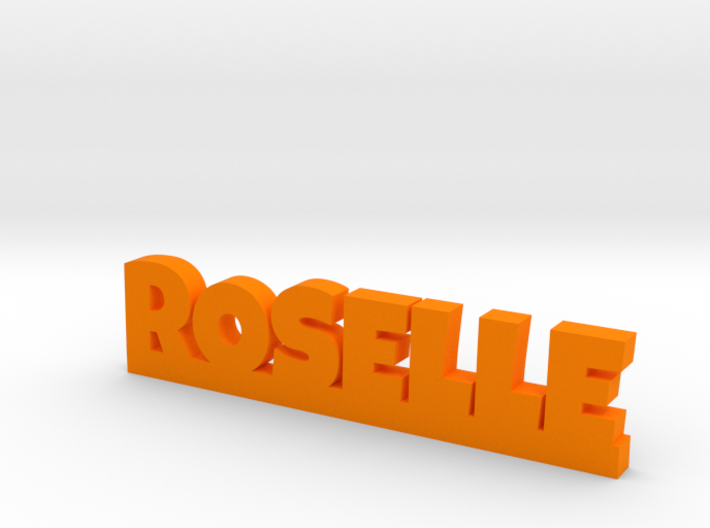 ROSELLE Lucky 3d printed