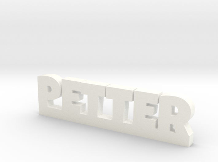 PETTER Lucky 3d printed