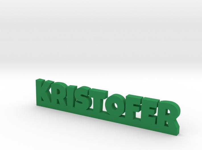 KRISTOFER Lucky 3d printed