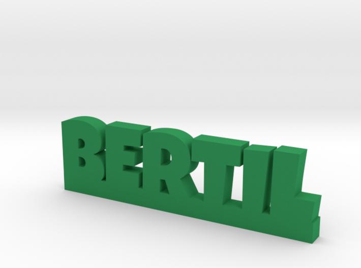 BERTIL Lucky 3d printed