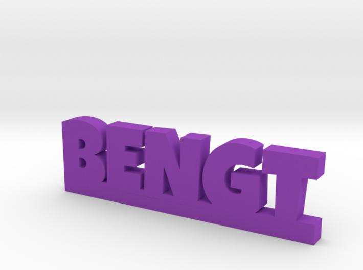 BENGT Lucky 3d printed
