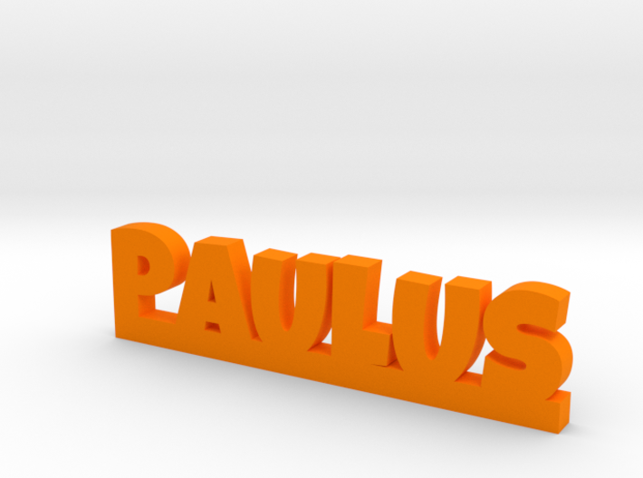 PAULUS Lucky 3d printed