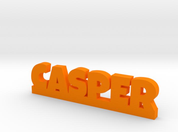 CASPER Lucky 3d printed