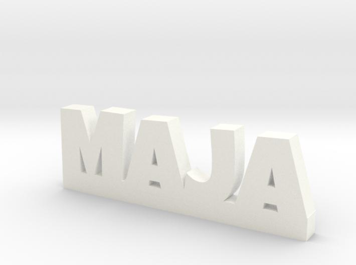 MAJA Lucky 3d printed