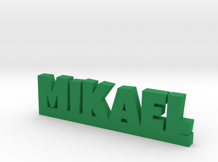 MIKAEL Lucky 3d printed