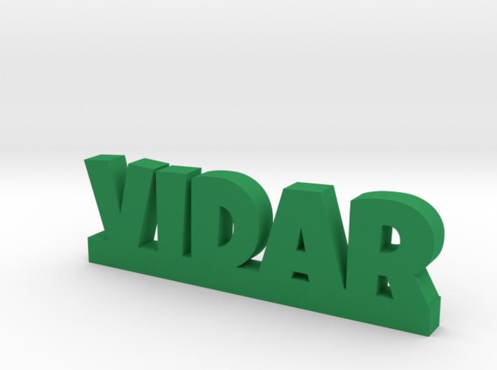 VIDAR Lucky 3d printed
