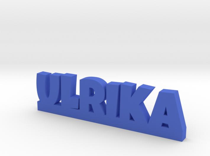 ULRIKA Lucky 3d printed